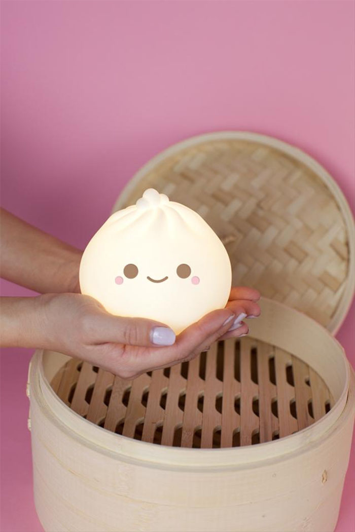 soup dumpling night light