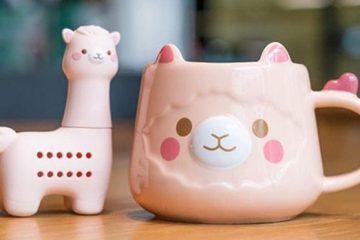 starbucks animal mugs collection