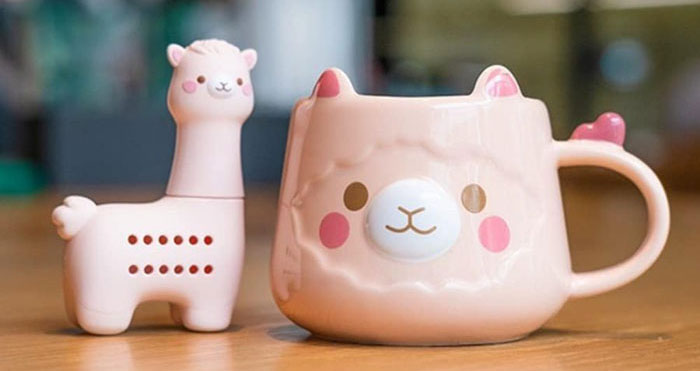 starbucks animal mugs collection
