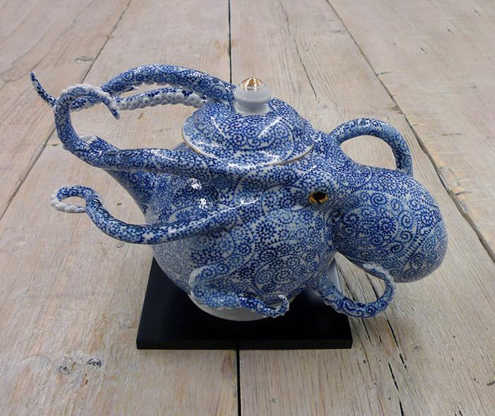 surreal ceramic vessels keiko masumoto