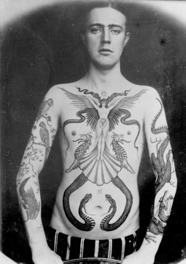 sutherland macdonald history tattoos full body