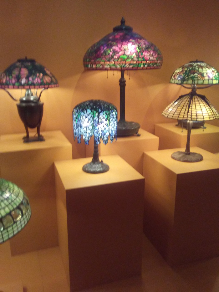 tiffany lamps collection