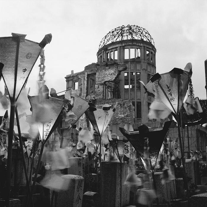 tsuneko sasamoto dome hiroshima bombing