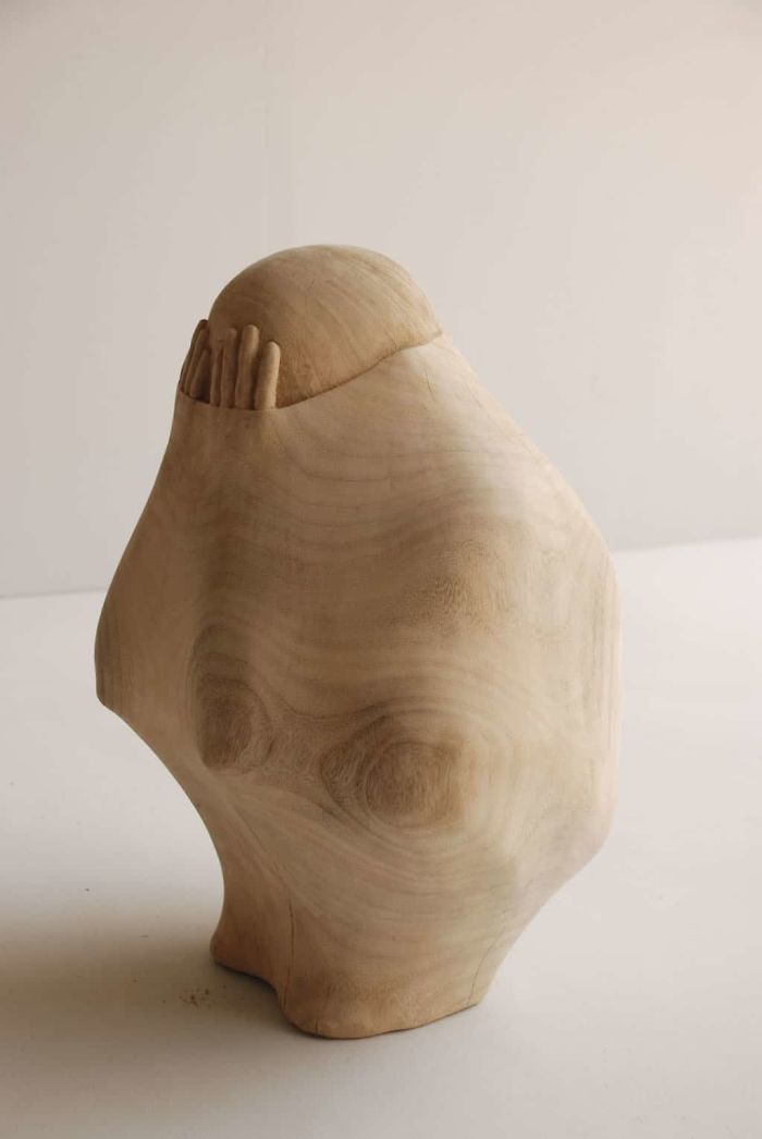 tung ming chin amazing wood sculptures