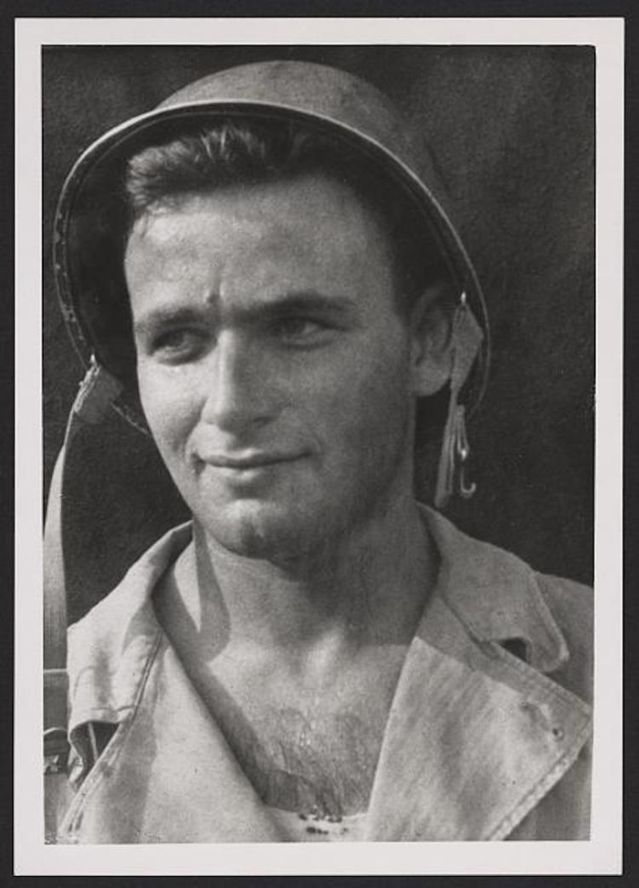 victor lundy american soldier