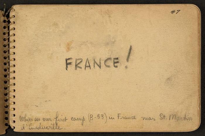 victor lundy france sketchbooks