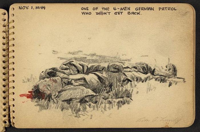 victor lundy german patrol