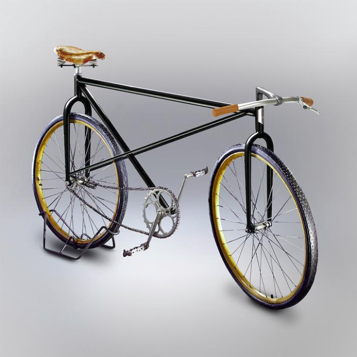 weird looking gianluca gimini velocipedia bicycles