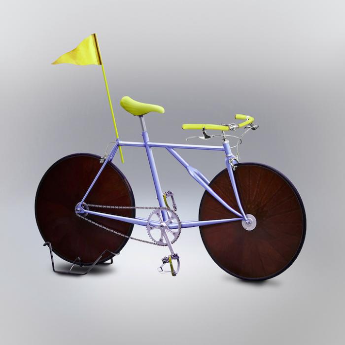 wooden wheels gianluca gimini velocipedia bicycles