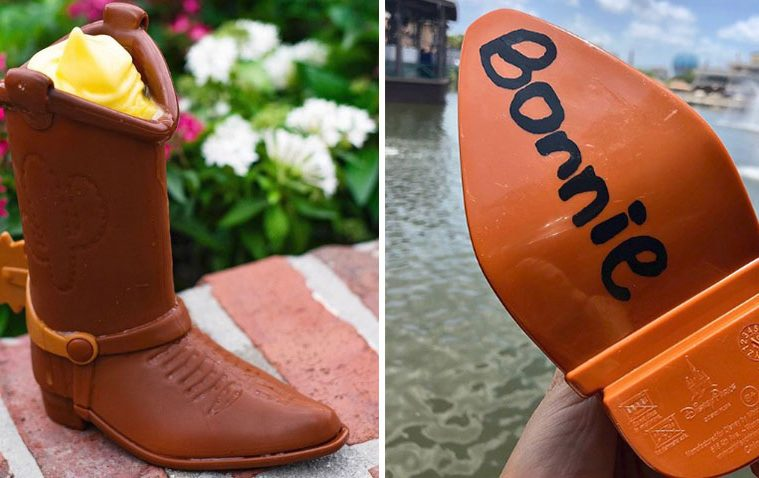 woody dole whip boot