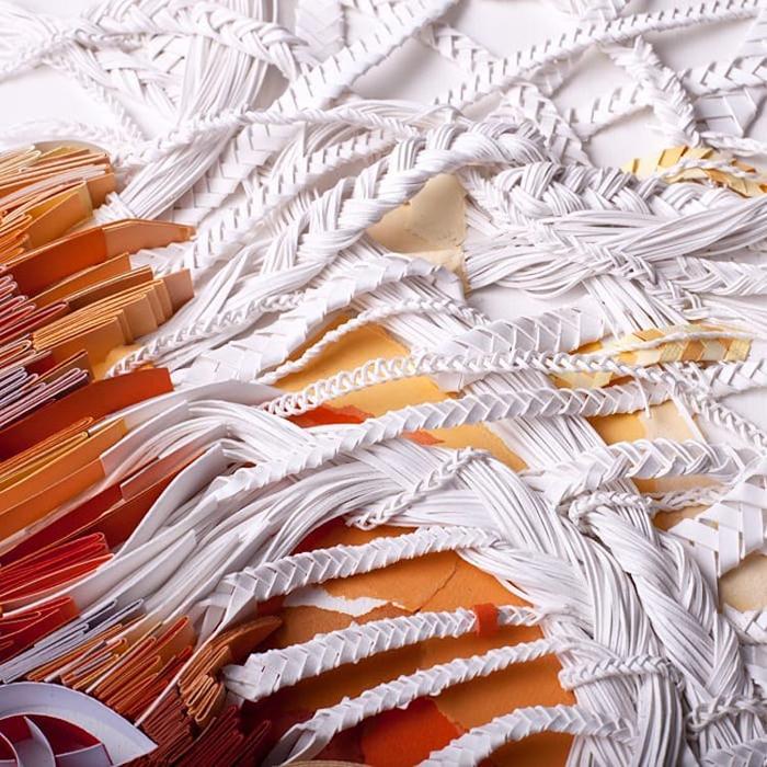 yulia brodskaya paper quilling free spirit detail