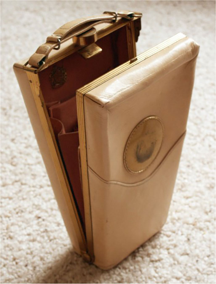 1955 dodge la femme keystone purse