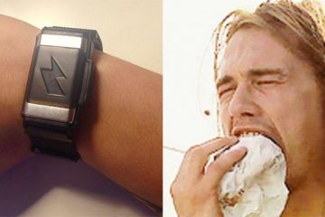 Pavlok bracelet