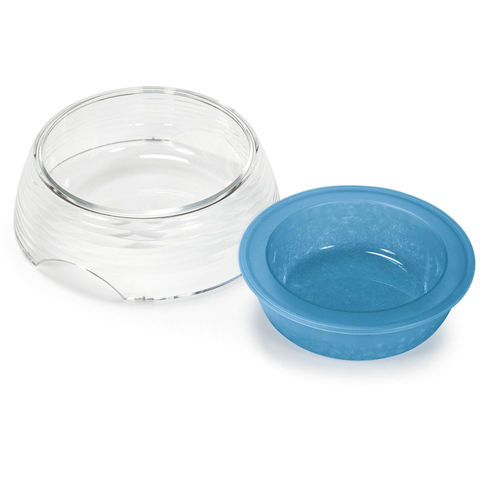 amazon cool pup cooling pet bowl