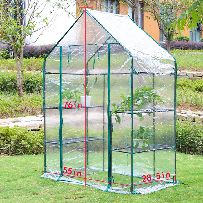 amazon portable greenhouse dimension