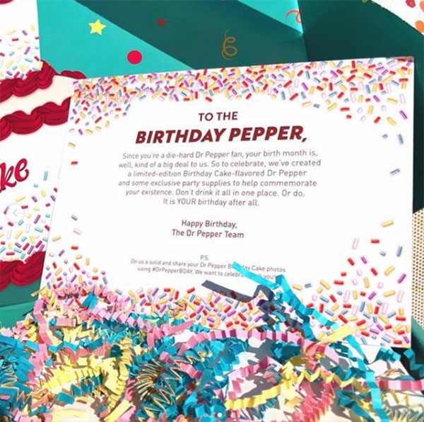 birthday pepper card