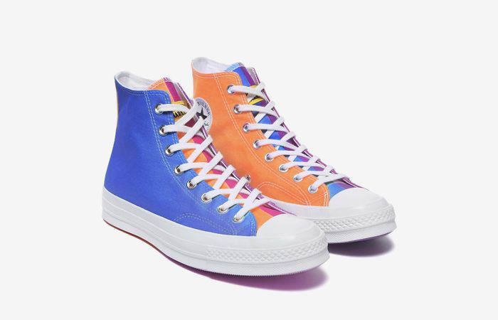blue orange color changing converse shoes uv activated chinatown market