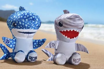 build-a-bear shark week collection cute plush sharks