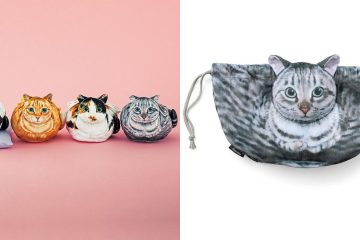 cat shaped bags