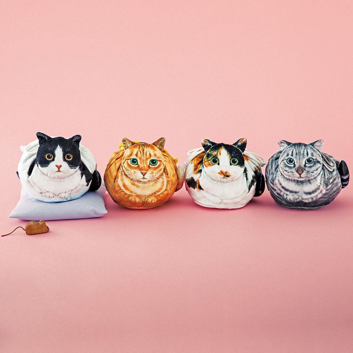 cat-shaped bags felissimo
