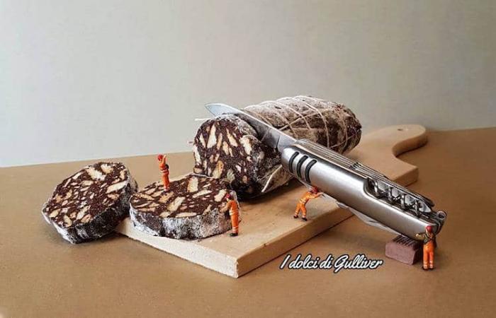 choco loaf matteo stucchi dessert scenes