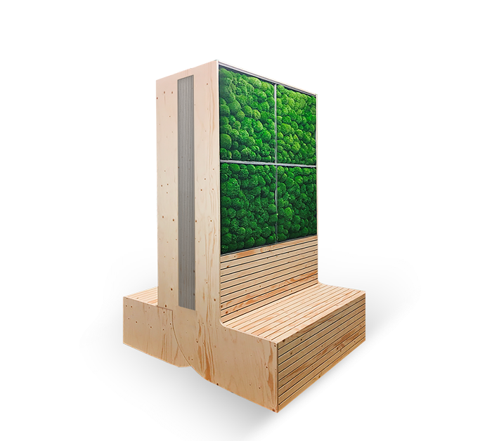 citytree green city solutions 2019 model