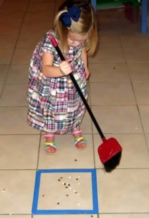 cleaning chore parenting hacks tricks tips