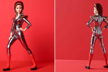 david bowie barbie doll