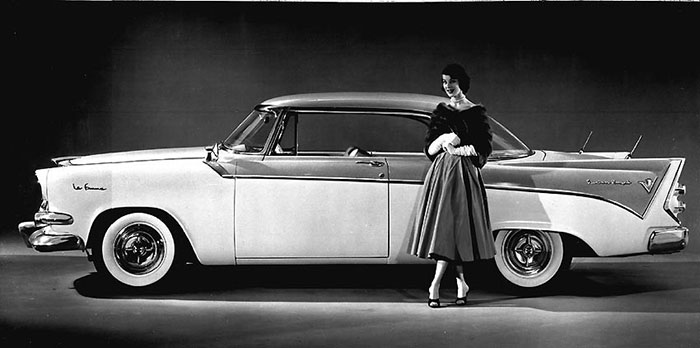 dodge la femme advertisment