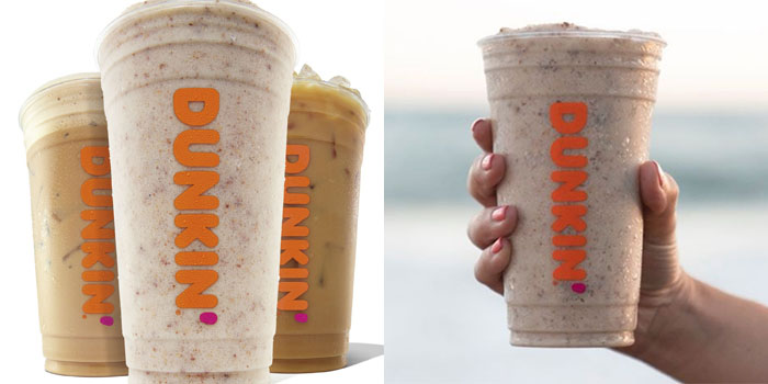 dunkin summer coffees