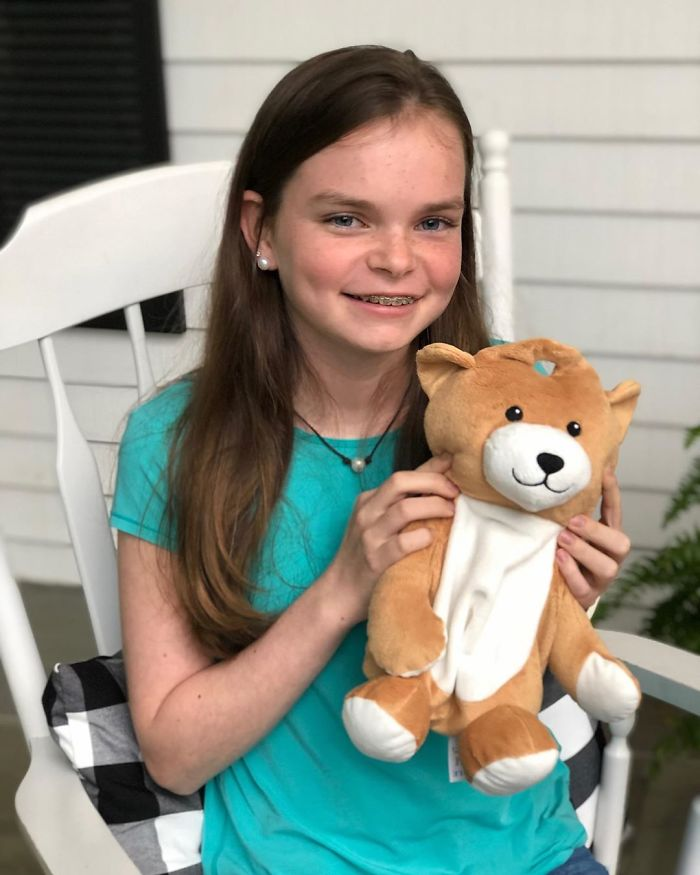 ella casano creates medi teddy