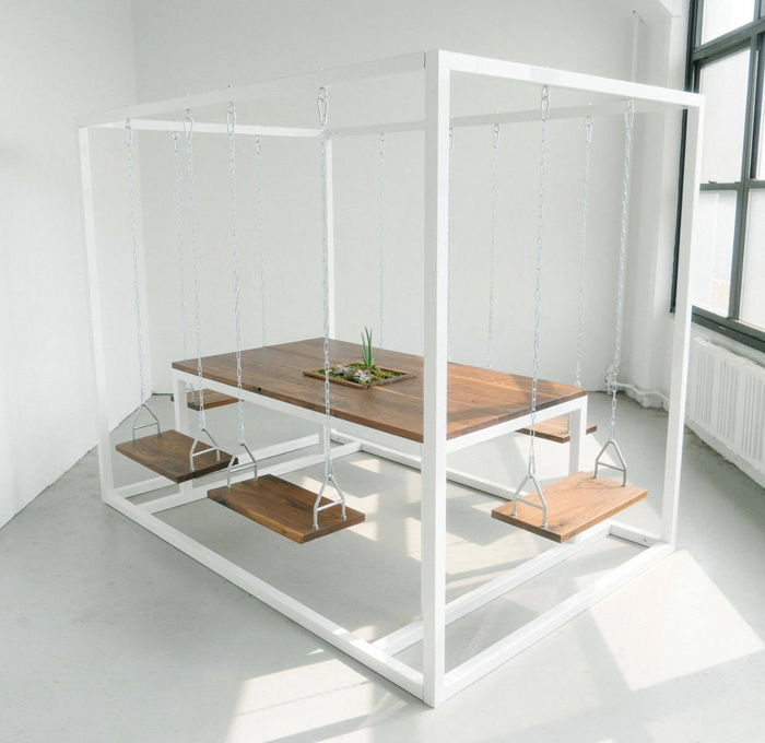 etsy swingtables 6-person swing table