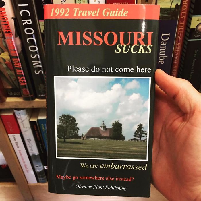 funny fake products obvious plant missouri sucks