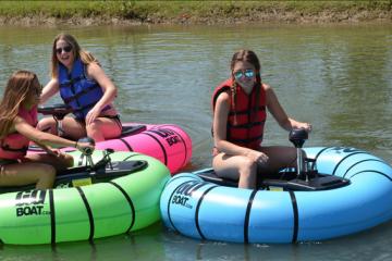 goboat bumper floats