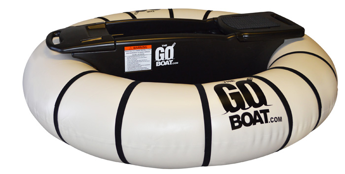 goboat bumper floats white