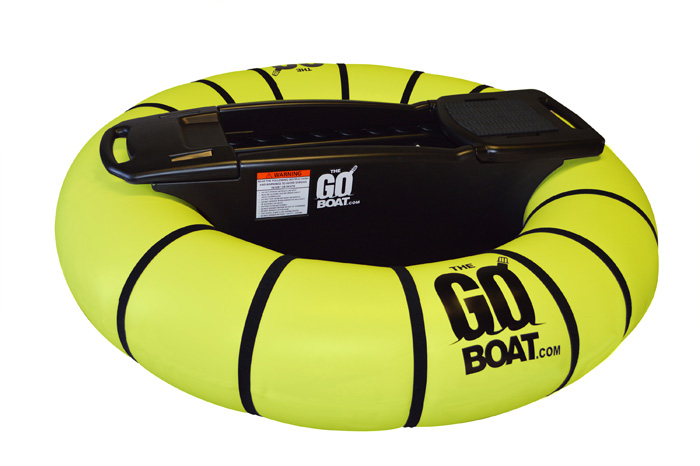 goboat bumper floats yellow