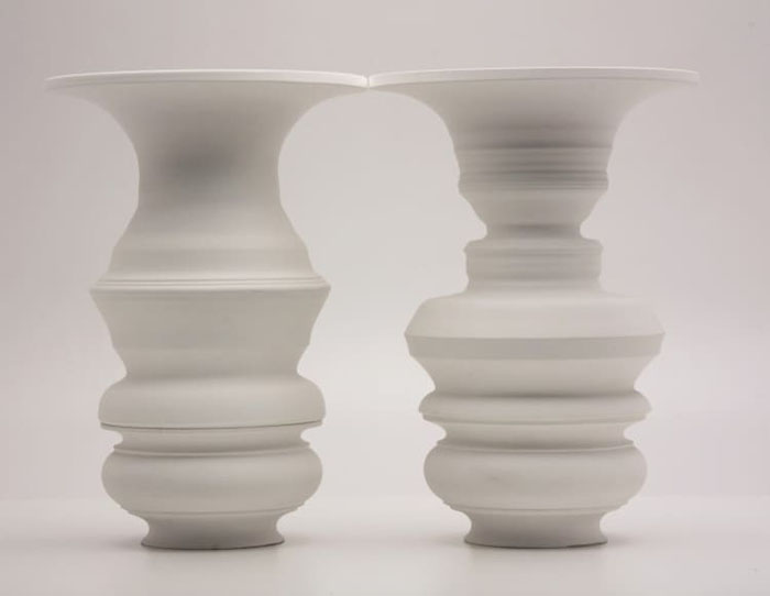 greg payce optical illusion vases man bust silhouette
