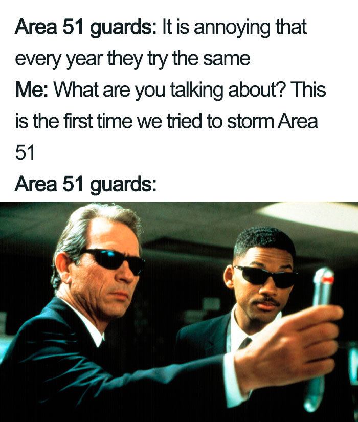 government moved secrets to area 52 area 51 memes