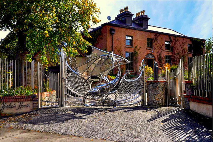 harlech house goatstown dublin ireland