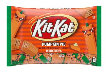 kit kat pumpkin pie hersheys halloween collection