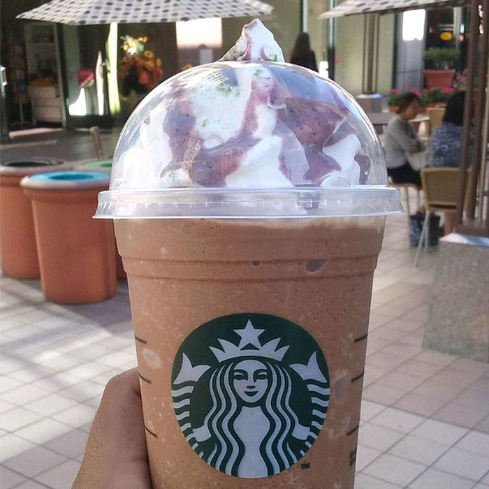 mind-blowing starbucks frappuccino flavors beast mode
