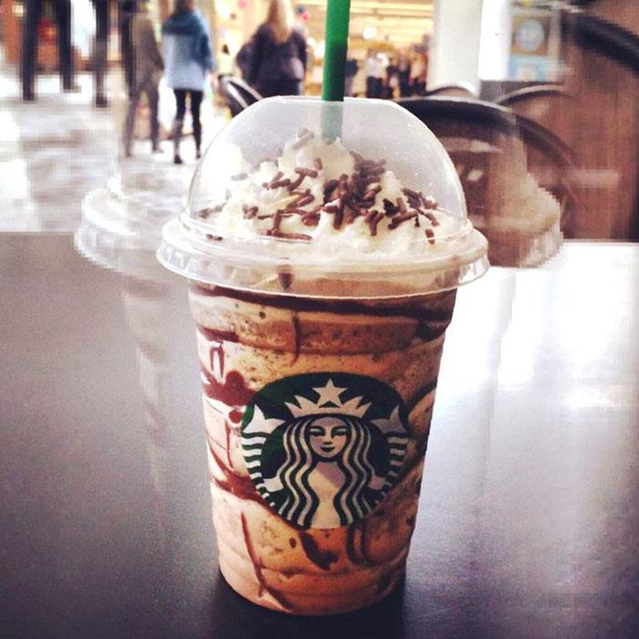 mind-blowing starbucks frappuccino flavors brigadeiro