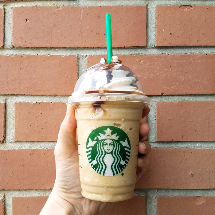 mind-blowing starbucks frappuccino flavors caramel cocoa cluster