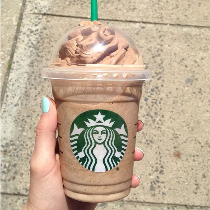 mind-blowing starbucks frappuccino flavors double fudge bar
