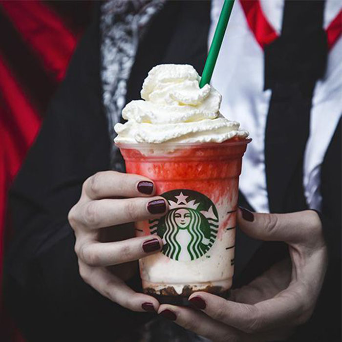 mind-blowing starbucks frappuccino flavors frappula