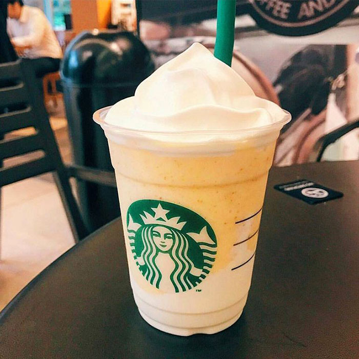 mind-blowing starbucks frappuccino flavors key lime cream