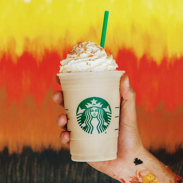 mind-blowing starbucks frappuccino flavors maple pecan