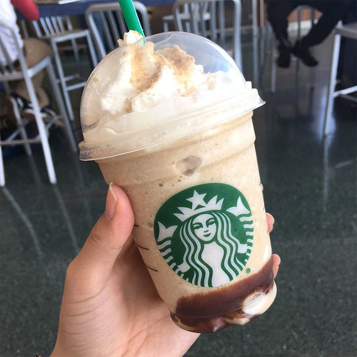 mind-blowing starbucks frappuccino flavors smores