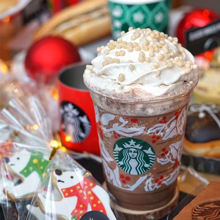 mind-blowing starbucks frappuccino flavors snowball dark mocha