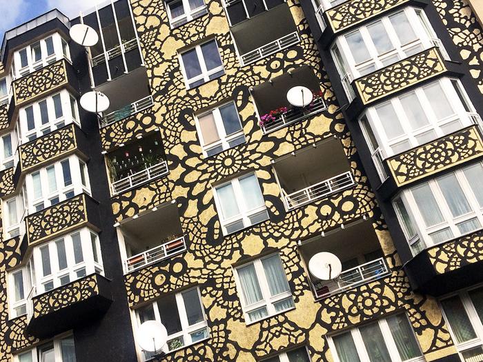 nespoon lacework murals berlin art nouveau